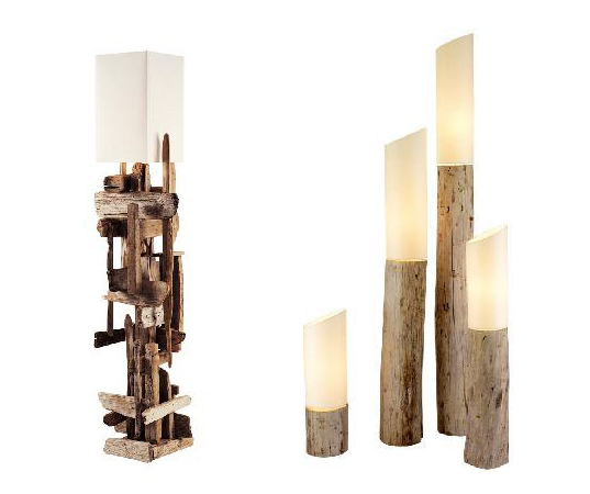 ... Bleu Nature Has Combined French Craftsmanship With The Found Object To  Create Unique, Organic Pieces For The Home. Based On Driftwood, The  Furniture, ...