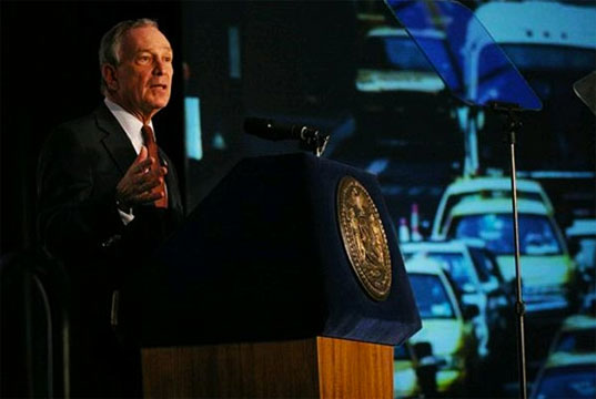 NYC Mayor Bloomberg Cuts Back on Greener Greater Buildings Plan