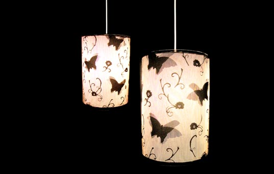 High Quality FLUTTERING BUTTERFLY LAMP