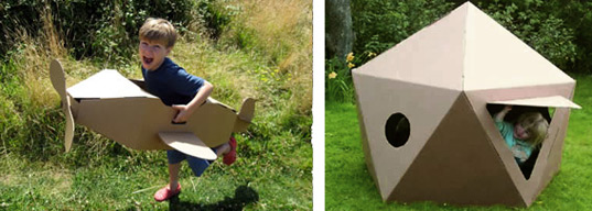 inhabitat green gift guide, etsy gift guide, sustainable design, handcrafted gift guide, sustainable gifts, green holiday gift guide, cardboard shelters