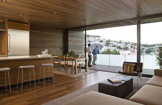Choy Residence, Sustainble Dwelling, IPE, Terry & Terry Architecture, Dwell Home, AIASF Home Tours