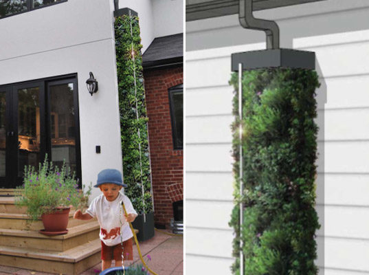 Cista Modern Rainwater Harvesting Made Beautiful