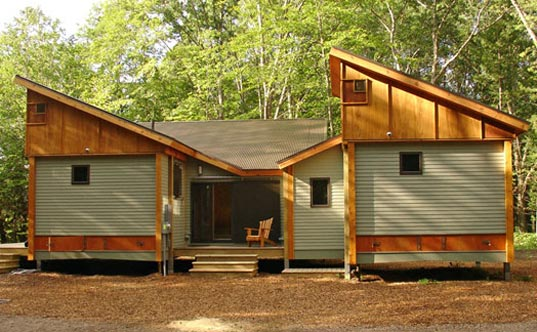 PREFAB FRIDAY Cottage in a Day