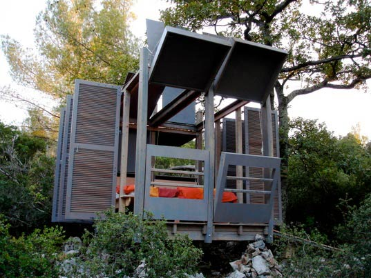 Sustainable Design Green Architecture Building Prefab Garden Sheds