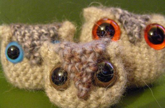 inhabitat green gift guide, sustainable diy gifts, green homemade gifts, holiday gift giving, crafted gifts, handmade gifts, presents, crochet owls