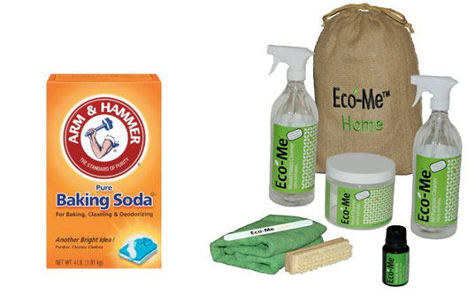 Green Cleaning 101, Green Home 101, Eco cleaners, green cleaners, healthy cleaners, Inhabitat series, green cleaning, DIY green cleaner, DIY green cleaning, baking soda, eco me