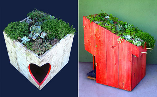 Eco-friendly Prefabs for Pets: Greenrrroof Animal Homes ...