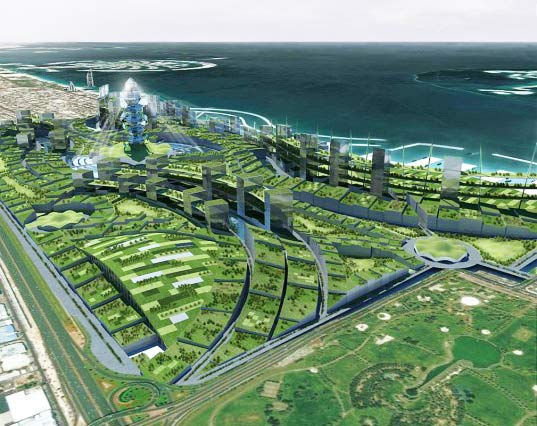 sustainable design, green building, gcla, vertical farm, solar power, alternative energy, food city dubai, green architecture, renewable energy