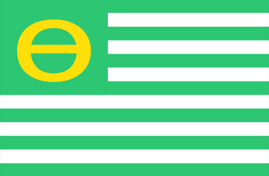 Earth Day Flag, Earth Day, Inhabitat celebrate Earth Day