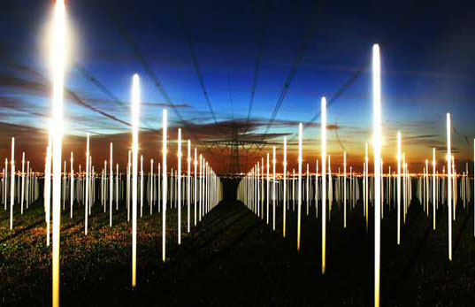 richard box, field of beams, electric magnetic fields influence, environmental art, eco art, human radiation effects group, appliance radiation, cell phone radiation, electronic radiation