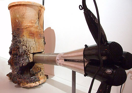 eco art, environmental art, sustainable art, the toaster project, thomas thwaites, industrial art, appliance art, student environmental art, mass consumption commentary