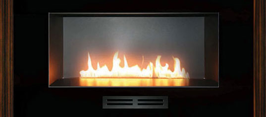 Spark Fire Ribbon, Eco-Friendly Fireplace, Environmentally-friendly fireplace