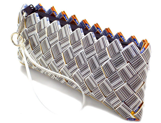 Ecoist Handbags Made From Recycled Trash Inhabitat Green Design Innovation Architecture Building