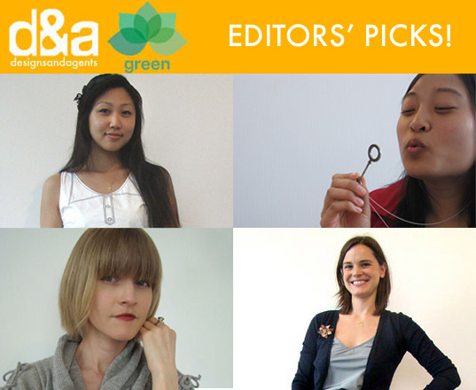 green room, d&a, designers and agents, editors' picks, quadtych