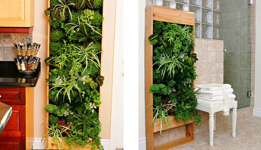 ELT Sells A Number Of Different Set Ups For Starting A Wall Garden (all  Made Of HDPE Recyclable Plastic), As Well As Stand Alone Two Sided Room  Dividers And ...