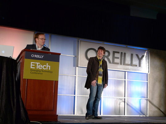 etech 2009, o'reilly emerging technology conference, sustainable design, green design, alternative energy, green technology, clean technology, industrial design, event