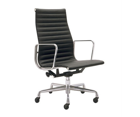 Lounge Stoel Eames.Herman Miller Environment Eames Executive Lounge Chair Cradle To