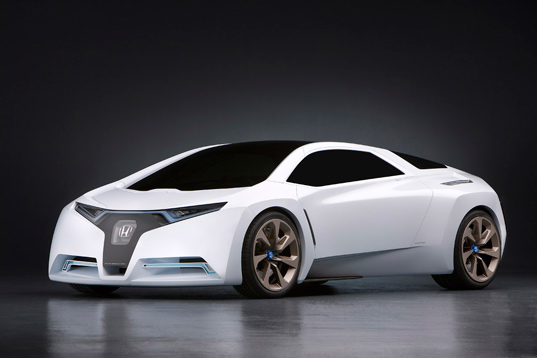 honda fc sport, hydrogen fuel vehicle, alternative energy, sustainable transportation, green design, green vehicle