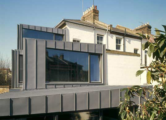 Prefab Friday Focus House In London By Bere Architects