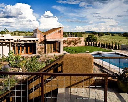 punch off the grid home design. Off Grid Residence Helps Preserve New Mexico Ranch  Inhabitat Green Design Innovation Architecture Building