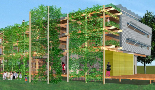 Sustainable Housing Design sustainable housing for new new orleans | inhabitat - green design