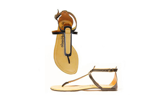 goliath, olsen haus, vegan, sandal, gladiator, eco-accessory, vegan shoes, vegan sandal, flat sandal, summer sandals, eco shoes