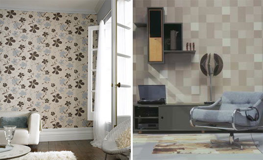 MODERN SUSTAINABLE WALLPAPER: Graham And Brown