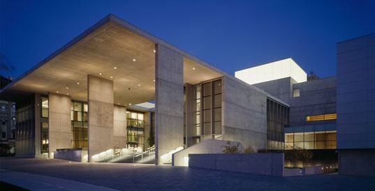 Grand rapids art museum first leed gold certified museum for Leed building design