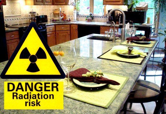 Could Your Granite Countertops Be Leaking Radon Gas