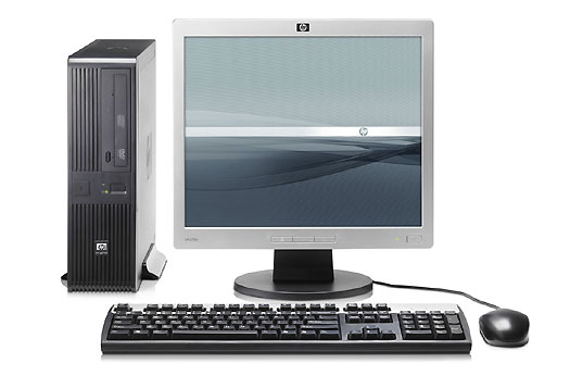 Hp Launches New Green Desktop Pc The Rp5700