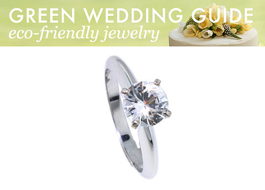 Green Wedding Guide Eco Rings