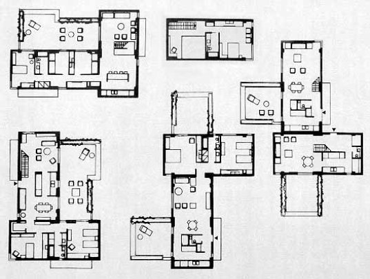habitat 67  u2013 floorplans  u00ab inhabitat  u2013 green design