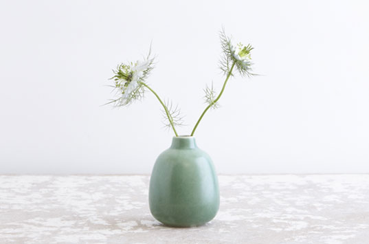 Heath Ceramics Heath Bud Vase Heath Ceramics Eco Friendly Eco