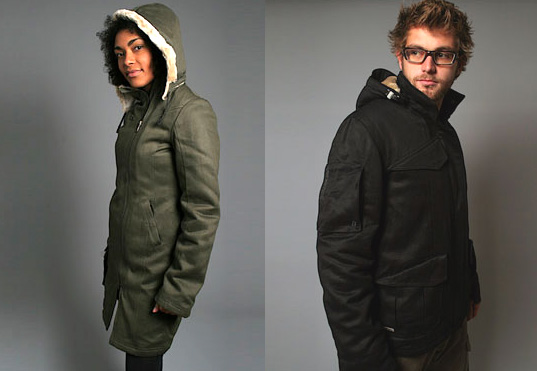 hemp hoodlamb, eco friendly jacket, sustainable style, eco fashion ...