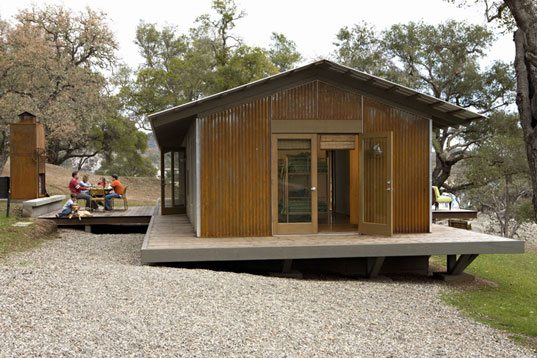 Hom Home hom lifestyle the whole green prefab package inhabitat green