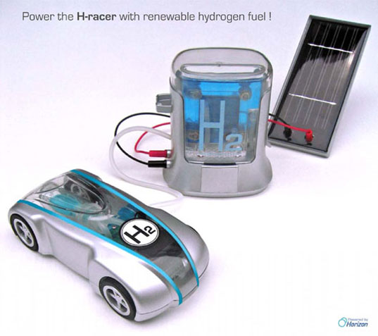H-RACER: Hydrogen Fueled Toy Car