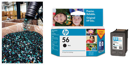hp sustainability, hewlett-packard printers, green printers, green appliances, sustainable business practices, green business, recycled materials, recycling initiatives, energy efficiency