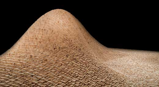 Re-mixed Topographies: Maya Lin's Systematic Landscapes