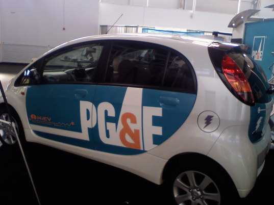 imiev, pg&e, wcg, san francisco