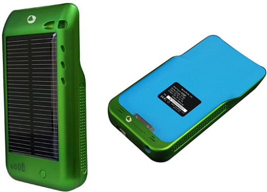 solar surge, ipod, iphone, charger, case, novothink, apple, portable charger