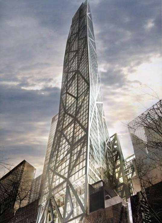 Axis Mundi Unveils Alternative Design For Moma Tower