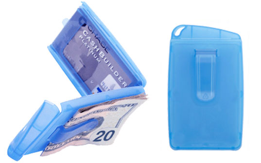 JimiX, Jimi, recycled wallet, recycled plastic accessories, recycled plastic money clip, eco wallet, eco money clip