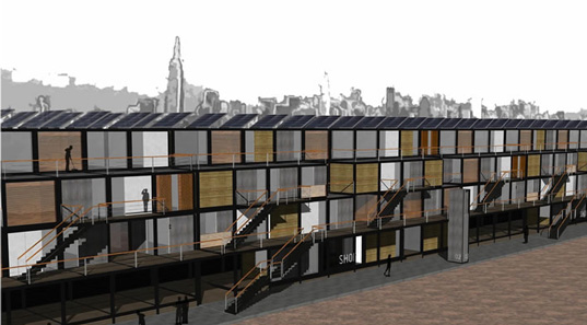 What if New York City, NYC Office of Emergency Management, Ready New York, design competition, João Sequeira, David Hill, Threading Water, Matthew Francke, Mobile Emergency Relief Ports, MERPs, disaster housing, natural disaster, category 3 hurricane, joaosequeira1.jpg