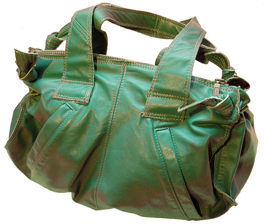 Ashley Watson Leather Bags Made From Recycled Jackets