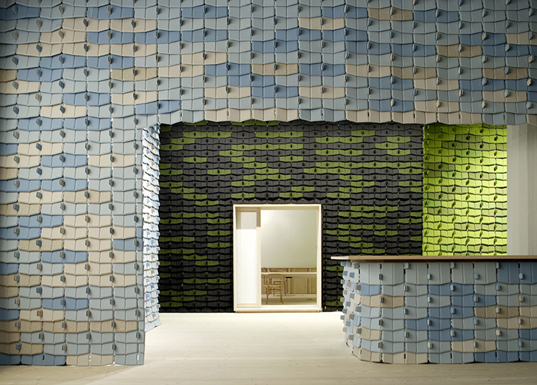 KVADRAT Eco-Friendly North Tiles