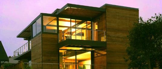 Living Homes, Ray Kappe, LEED Platinum, Santa Monica