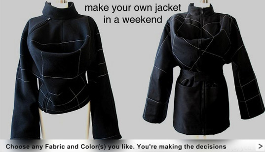 5 cheap and easy ways to green your wardrobe, sustainable  style, sustainable fashion, green fashion, green clothing, green garments, repurpose clothing, recycled clothing, diy, do it yourself, threadbanger, eco fashion