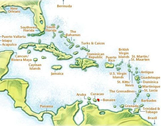 First 100 Sustainable Island in the Caribbean  Inhabitat  Green