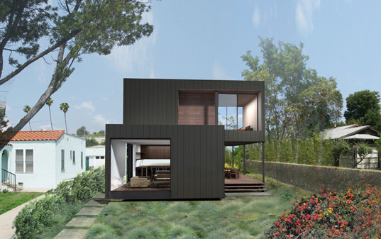 Marmol radziner and dwell debut new skyline series of for Dwell home plans