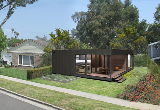 Marmol radziner and dwell debut new skyline series of for Dwell modular homes